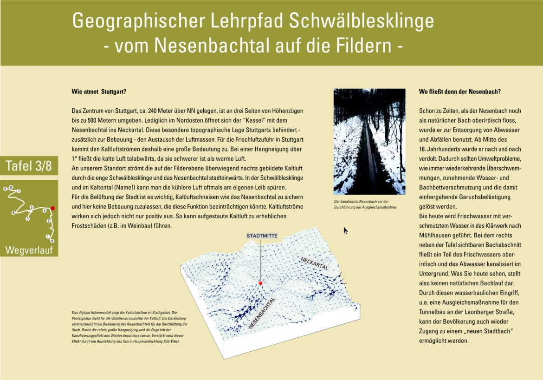 (c) Institut für Geographie